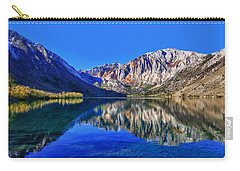 Convict Lake Reflections Carry-all Pouch
