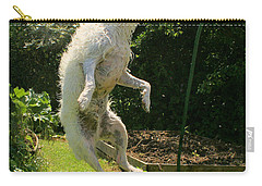 Cool Dog Carry-all Pouch by Ron Harpham