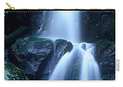 Carry-all Pouch featuring the photograph Cool Sanctuary by Rodney Lee Williams