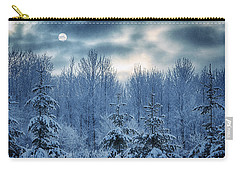 Cool Sunrise Carry-all Pouch by Joan Carroll
