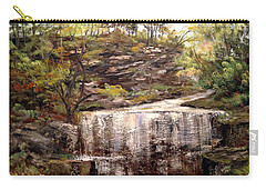 Cool Waterfall Carry-all Pouch