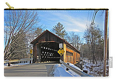Coombs Covered Bridge Carry-all Pouch