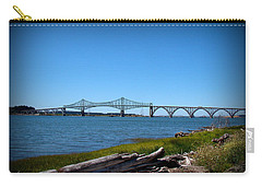 Coos Bay Bridge Carry-all Pouch