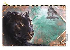 Copper Jaguar Carry-all Pouch