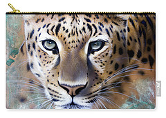 Copper Stealth - Leopard Carry-all Pouch