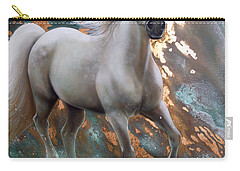 Copper Sundancer - Horse Carry-all Pouch