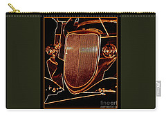 Carry-all Pouch featuring the photograph Copper Works by Bobbee Rickard