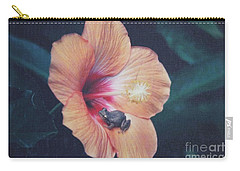 Coqui  Carry-all Pouch by The Art of Alice Terrill