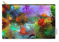 Coral Reef Impression 1 Carry-all Pouch