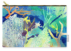 Coral Reef Dreams 2 Carry-all Pouch