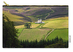 Corgarff Castle - Summer Carry-all Pouch