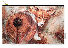 Corgi Butt Carry-all Pouch
