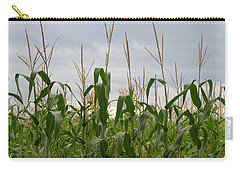 Corn Field Carry-all Pouch by Laurel Powell