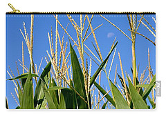 Corn Tassels And Moon Carry-all Pouch