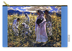 Cornfield In Taos Carry-all Pouch