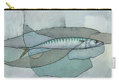 Cornish Mackerel Carry-all Pouch