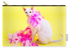 Cornish Rex Carry-all Pouch