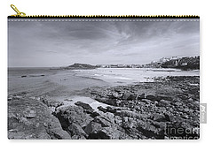 Cornwall Coastline 2 Carry-all Pouch by Doug Wilton