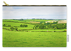 Cornwall Panorama Color Carry-all Pouch