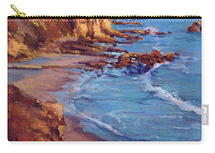 Corona Del Mar Newport Beach California Carry-all Pouch