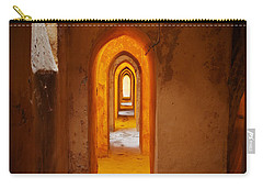 Corridor In The Real Alcazar Of Seville Carry-all Pouch
