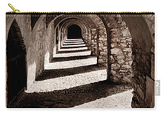 Corridors Of Stone Carry-all Pouch