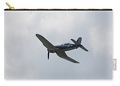 Carry-all Pouch featuring the photograph Corsair by John Schneider