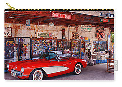 Corvette Drive Rt 66 Carry-all Pouch