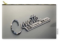 Corvette Sting Ray Carry-all Pouch