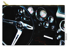 Classic Cars Carry-all Pouch featuring the photograph Corvette Stingray by Aaron Berg
