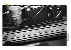 Corvette Valve Cover Carry-all Pouch