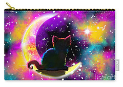 Cosmic Cat Carry-all Pouch