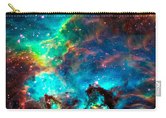 Cosmic Cradle 2 Star Cluster Ngc 2074 Carry-all Pouch