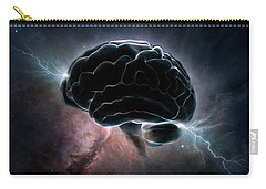 Cosmic Intelligence Carry-all Pouch