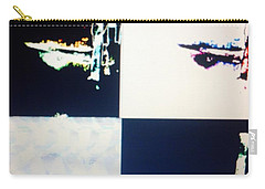 Carry-all Pouch featuring the painting Cosmic Intelligence by Judith Desrosiers