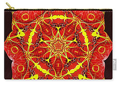 Cosmic Masculine Firestar Carry-all Pouch