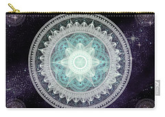 Cosmic Medallions Water Carry-all Pouch by Shawn Dall