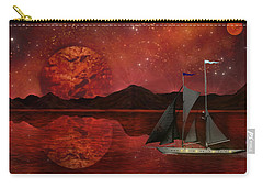 Cosmic Ocean Carry-all Pouch by Michael Rucker