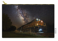 Cosmic Railroad Carry-all Pouch
