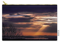Cosmic Spotlight On Shannon Airport Carry-all Pouch