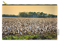 Cotton Fields Back Home Carry-all Pouch