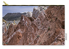 Cottonwood Spires 1-v Carry-all Pouch