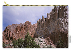 Cottonwood Spires 2 Carry-all Pouch