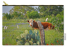 Country Friends Carry-all Pouch by Lynn Bauer