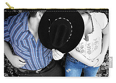 Country Kissin Carry-all Pouch