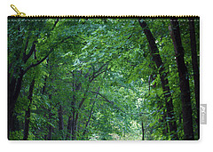 Country Lane Carry-all Pouch by Cricket Hackmann