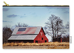Country Pride Carry-all Pouch by Cricket Hackmann