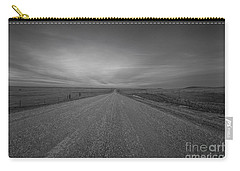 A Country Road Of South Dakota Carry-all Pouch