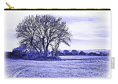 Carry-all Pouch featuring the photograph Country Scene by Jane McIlroy