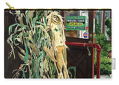Carry-all Pouch featuring the painting Country Store by Barbara Jewell